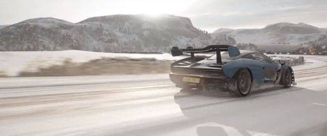 Forza Horizon 4 is going to the UK, watch the trailer