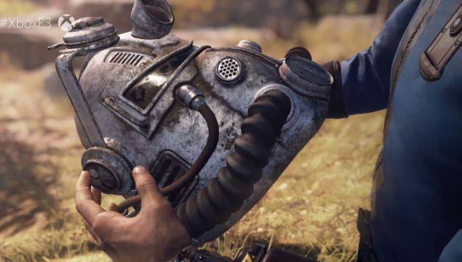 Fallout 76 is 4 times the size of Fallout 4