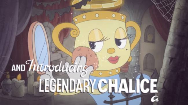 Cuphead is getting The Delicious Last Course DLC