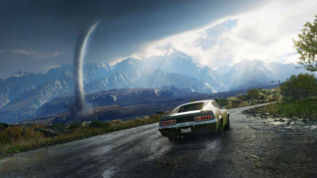 Just Cause 4 is coming in December, features scary weather