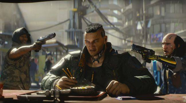 William Gibson doesn't think Cyberpunk 2077 is cyberpunk enough