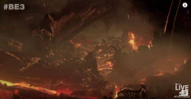 Doom Eternal announced at E3 2018