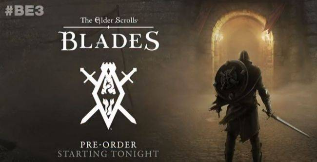 The Elder Scrolls: Blades is a free-to-play RPG coming to PC and mobile this fall