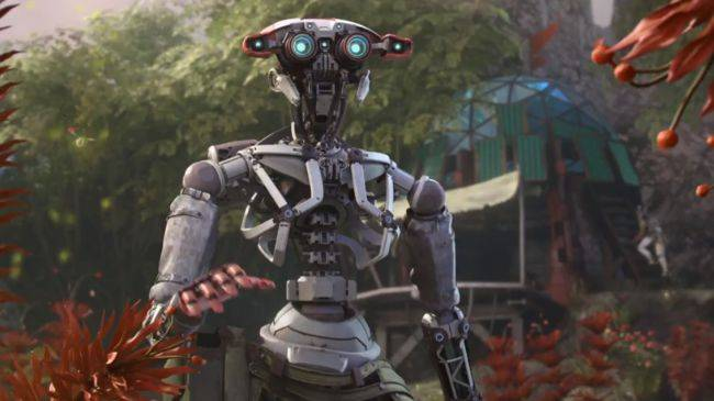 Stormland trailer shows robot exploration in VR at the PC Gaming Show 2018