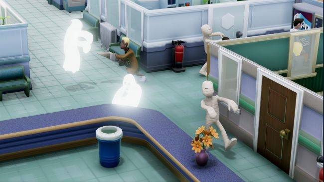 See an exclusive new trailer from Two Point Hospital