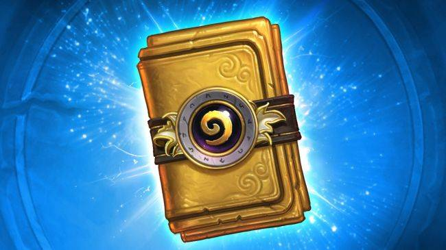 Hearthstone players can claim a free Golden Classic Pack today