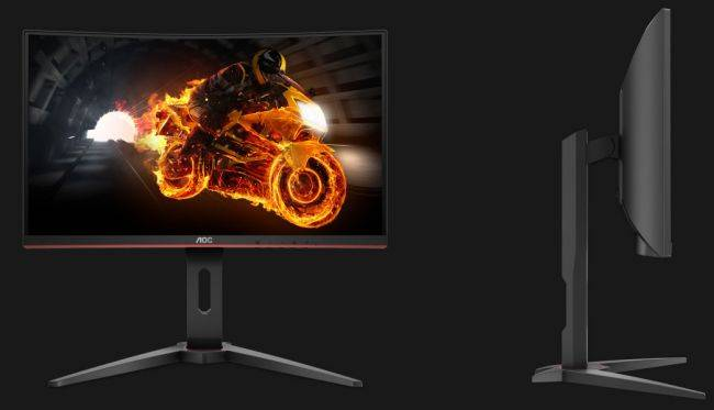 AOC is rolling out three affordable and fast 144Hz monitors with FreeSync support