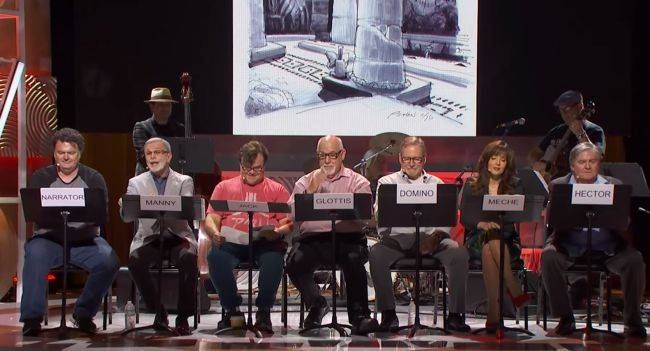 Watch this live read of Grim Fandango starring the original cast (and Jack Black)