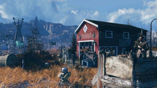 Fallout 76's 'Country Roads' will be sold on iTunes to raise funds for charity