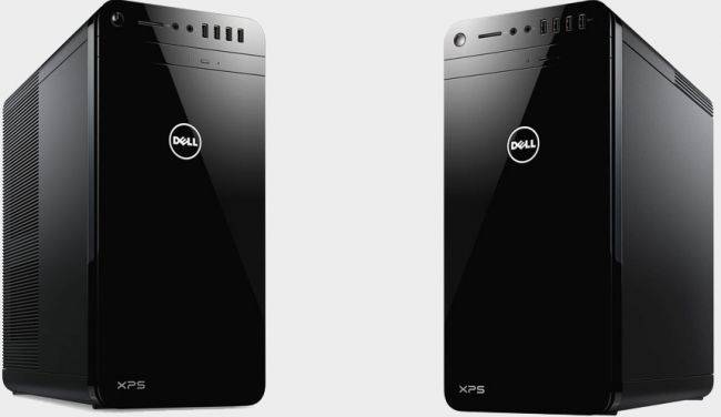 Get a Dell XPS Tower desktop with a 6-core CPU and GeForce GTX 1070 Ti for $1,035