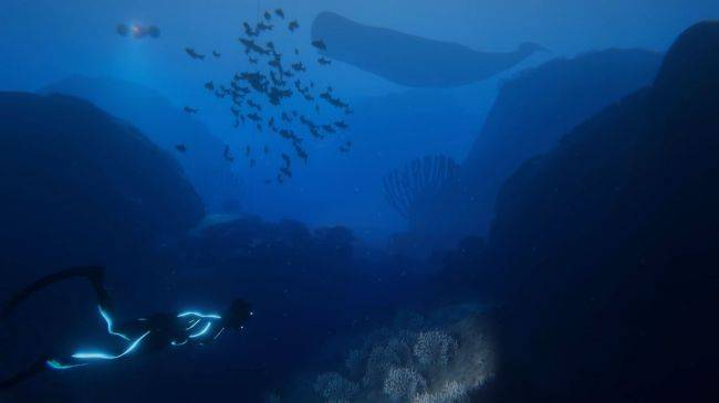 Beyond Blue is an underwater exploration game inspired by BBC's Blue Planet 2, out 2019
