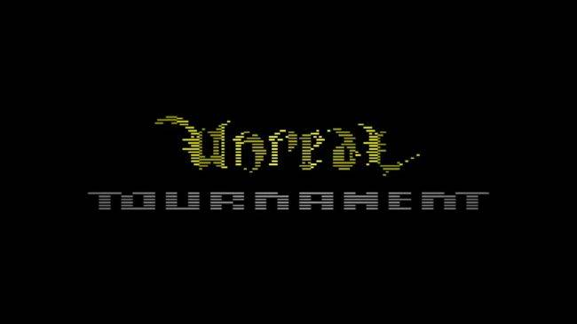 There's an Unreal Tournament demake for Atari 2600 you can play in your browser