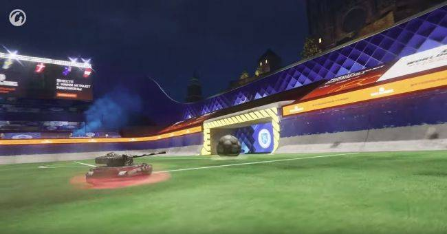World of Tanks gets a Rocket League-inspired mode to celebrate the World Cup