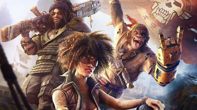 Beyond Good and Evil 2 aims for 'playable beta for the end of next year'