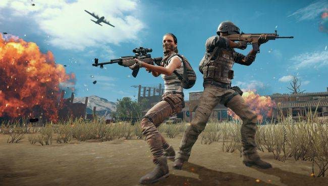 For the first time, PUBG is on sale on Steam