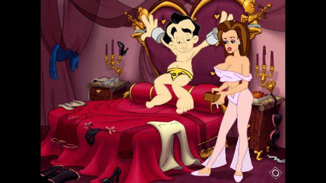How Leisure Suit Larry bootlegs infected the European banking system