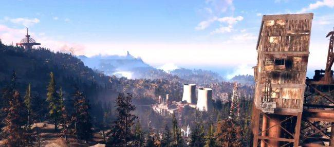 Fallout fans are building their own Fallout 76 map using scattered info