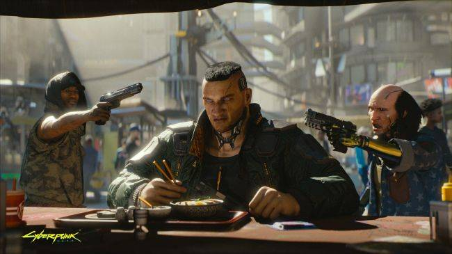 Listen to leaked audio from the Cyberpunk 2077 E3 demo