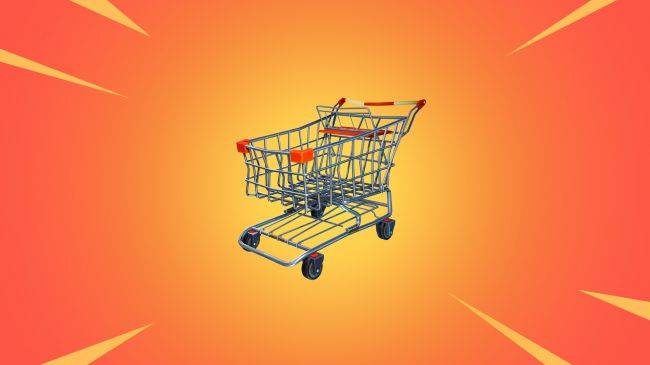 Fortnite brings back shopping carts, then disables them again 2 hours later