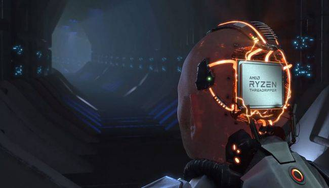 AMD makes a 'heavy metal' video teasing launch of its 32-core Threadripper CPU