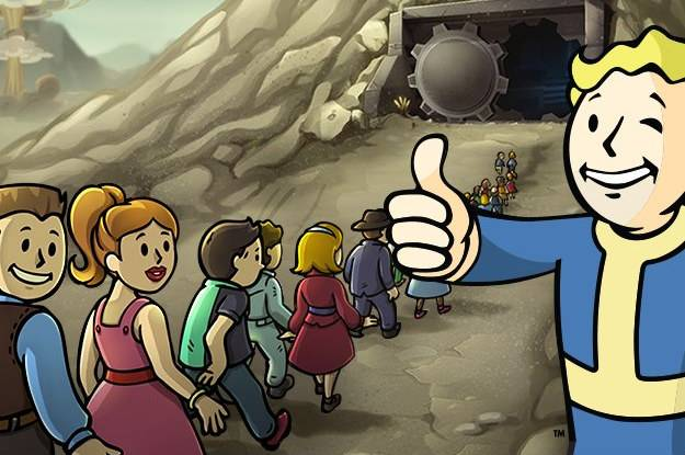 Bethesda sues Warner for ripping off Fallout Shelter in its Westworld game