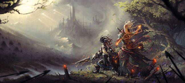 Divinity: Original Sin 2 Definitive Edition's end game revamp adds 130,000 words