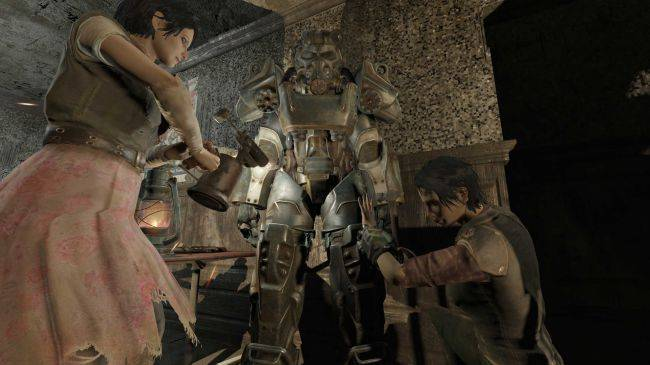 Cybernetic implants come to Fallout 4 in this new mod
