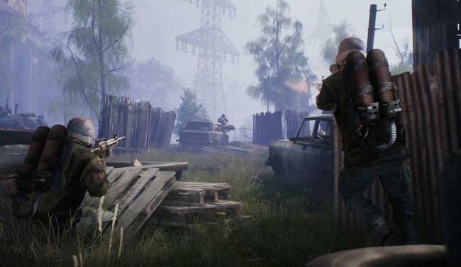 Beta test signups for Stalker-inspired battle royale game Fear the Wolves are now open