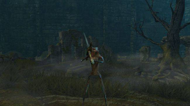 Modder finds way to play Dark Souls as a Crystal Lizard