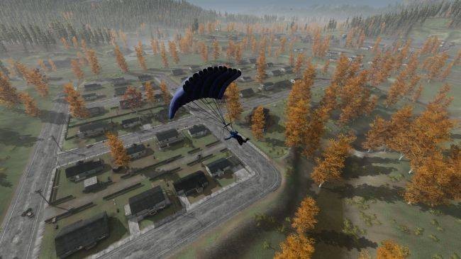H1Z1 releases a new 8x8km map called Outbreak