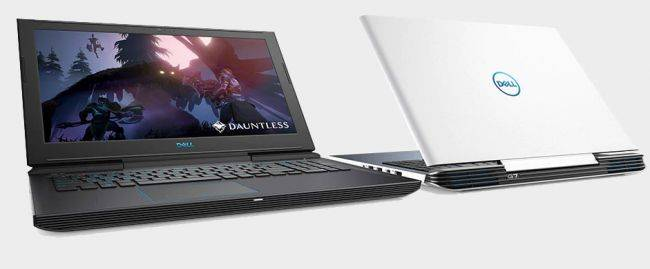 Get a Dell gaming laptop with a Core i7-8750H, 256GB SSD, and GTX 1060 for $880