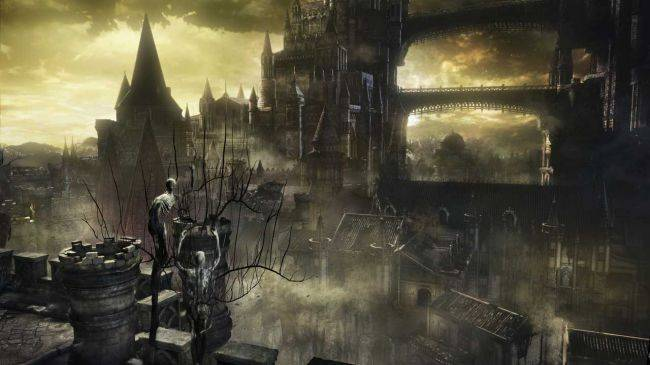 Dark Souls 3 cut content suggests it could have had a PvP 'battle royale' mode