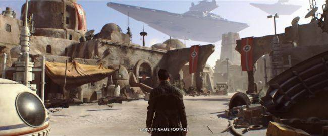 Visceral's Star Wars game is now 'pretty different', Amy Hennig has left EA