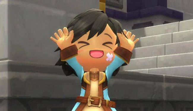 Dear lord, even MapleStory 2 has a battle royale mode