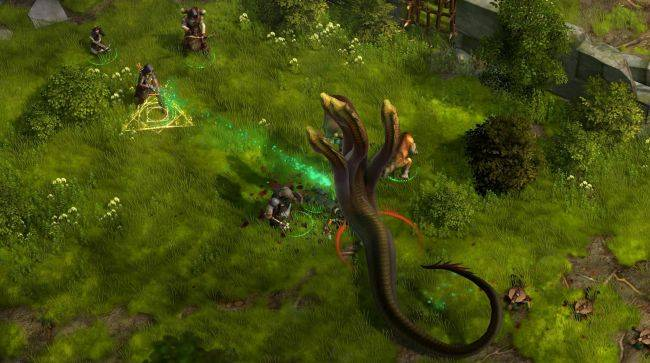 Chris Avellone's Pathfinder: Kingmaker is coming this year, published by Deep Silver