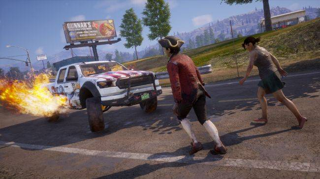 State of Decay 2 DLC brings Revolutionary War-themed zombies