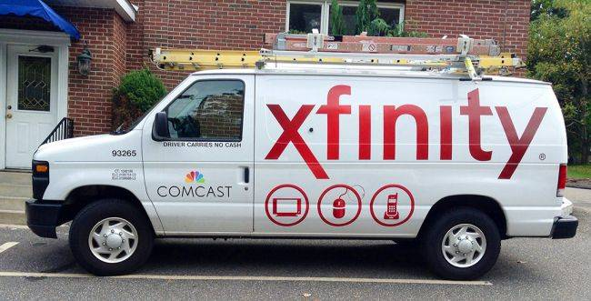 Comcast and other ISPs experiencing widespread outages