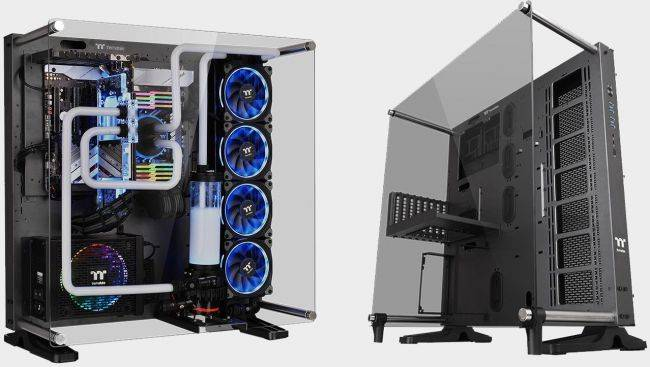 Thermaltake tweaks its wall-mountable case for better cooling