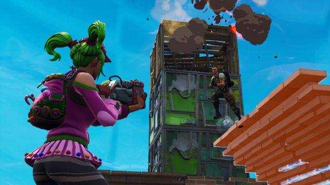 Fortnite's 50v50 mode is back, Playground is hopefully coming soon