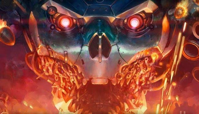Mothergunship launch trailer shows off a bevy of big guns
