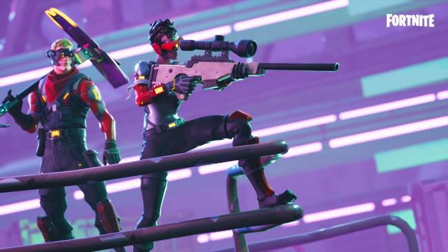 All signs point to 'Fortnite' launching on the Switch