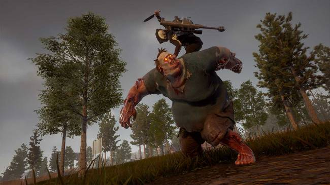 First 'State of Decay 2' patch is as large as the game itself