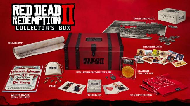 'Red Dead Redemption 2' has a fancy special edition without the game