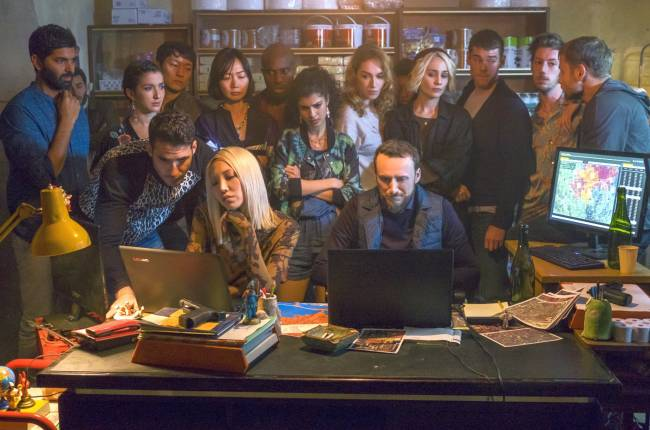 What's on TV: 'Humans,' 'Cloak & Dagger' and 'Sense8'