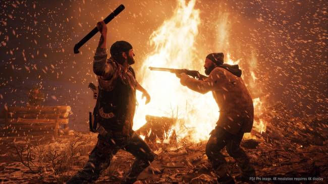 Zombie survival game 'Days Gone' hits PS4 next February 22nd