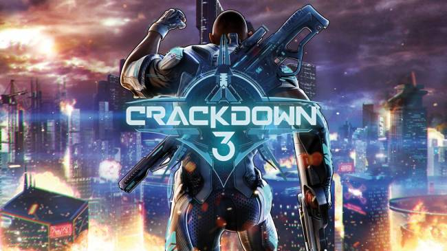 'Crackdown 3' officially pushed back to 2019