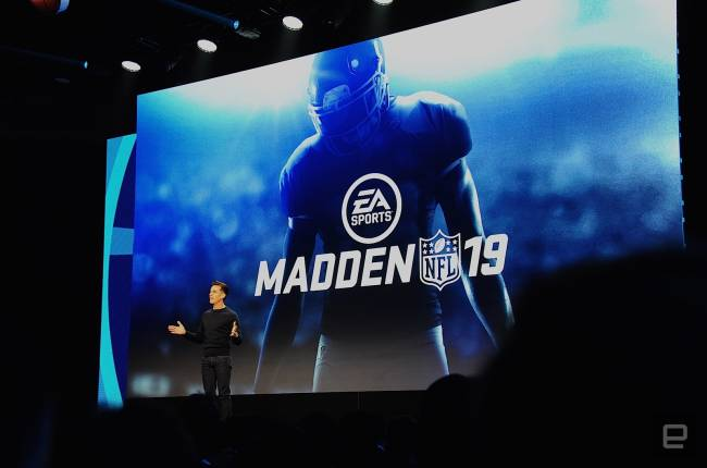 'Madden' returns to PC this fall