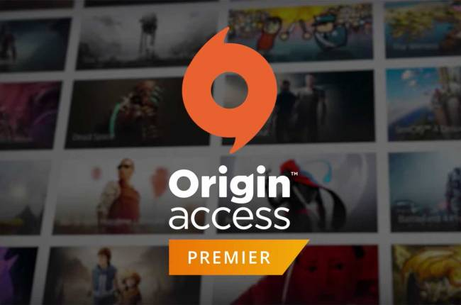 Origin Access Premier service gives you EA's latest games