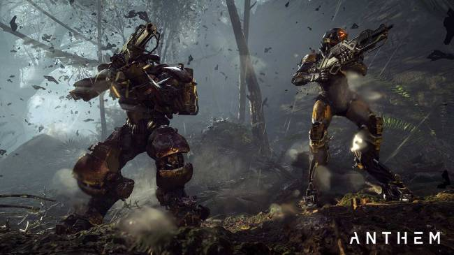 BioWare's 'Anthem' arrives February 22nd, 2019