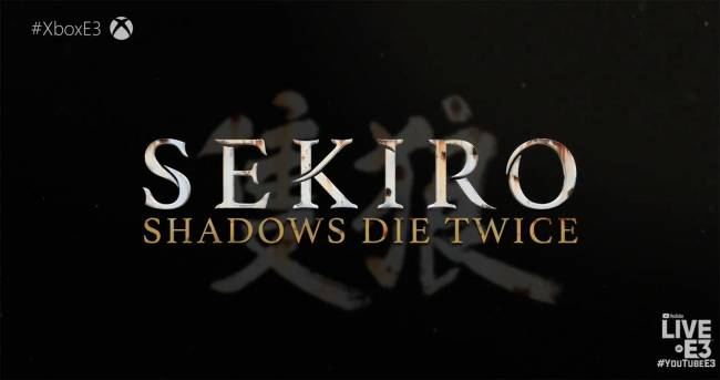 'Sekiro' is the latest game from the studio behind 'Dark Souls'